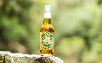 3.5% Green Coast Lager
