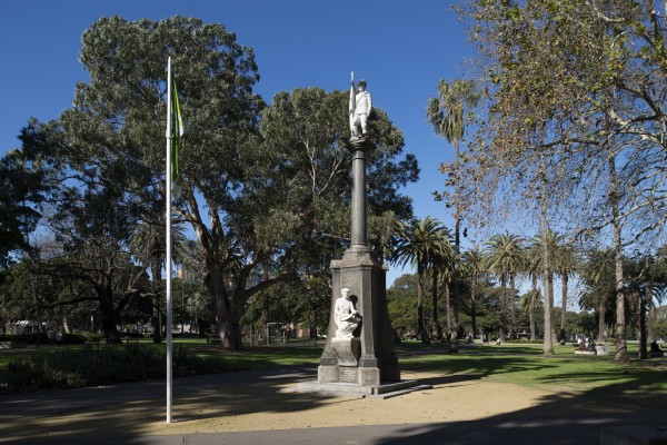 Redfern War Memorial