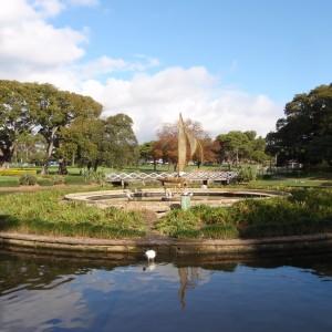 Barrenjoey Fountain