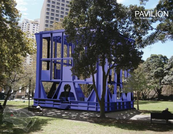 Hany Armanious, concept for Pavilion