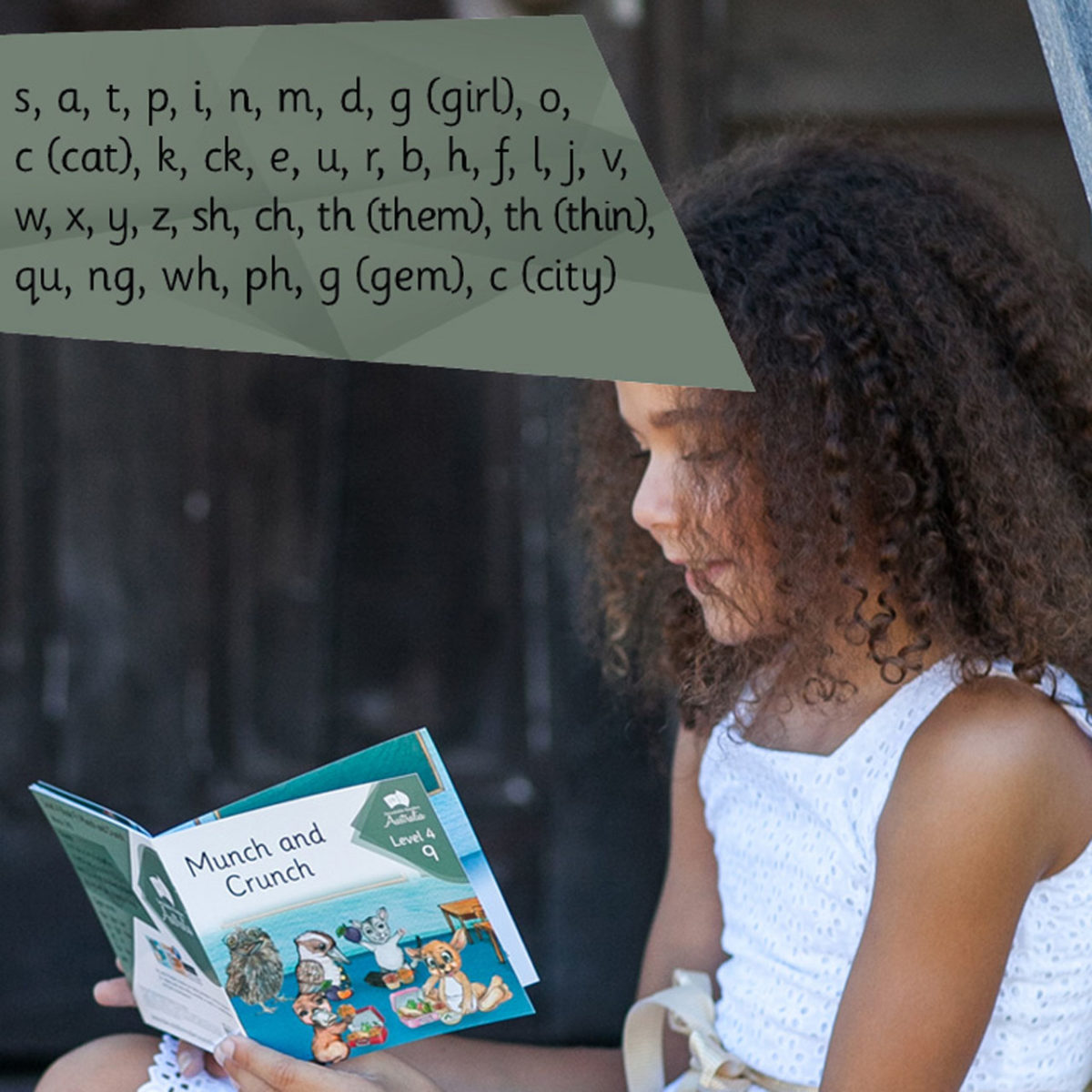 INDIVIDUAL SET Level Four - Books 1 - 20 20 Books | Phonics Books Australia | Decodable Readers Australia
