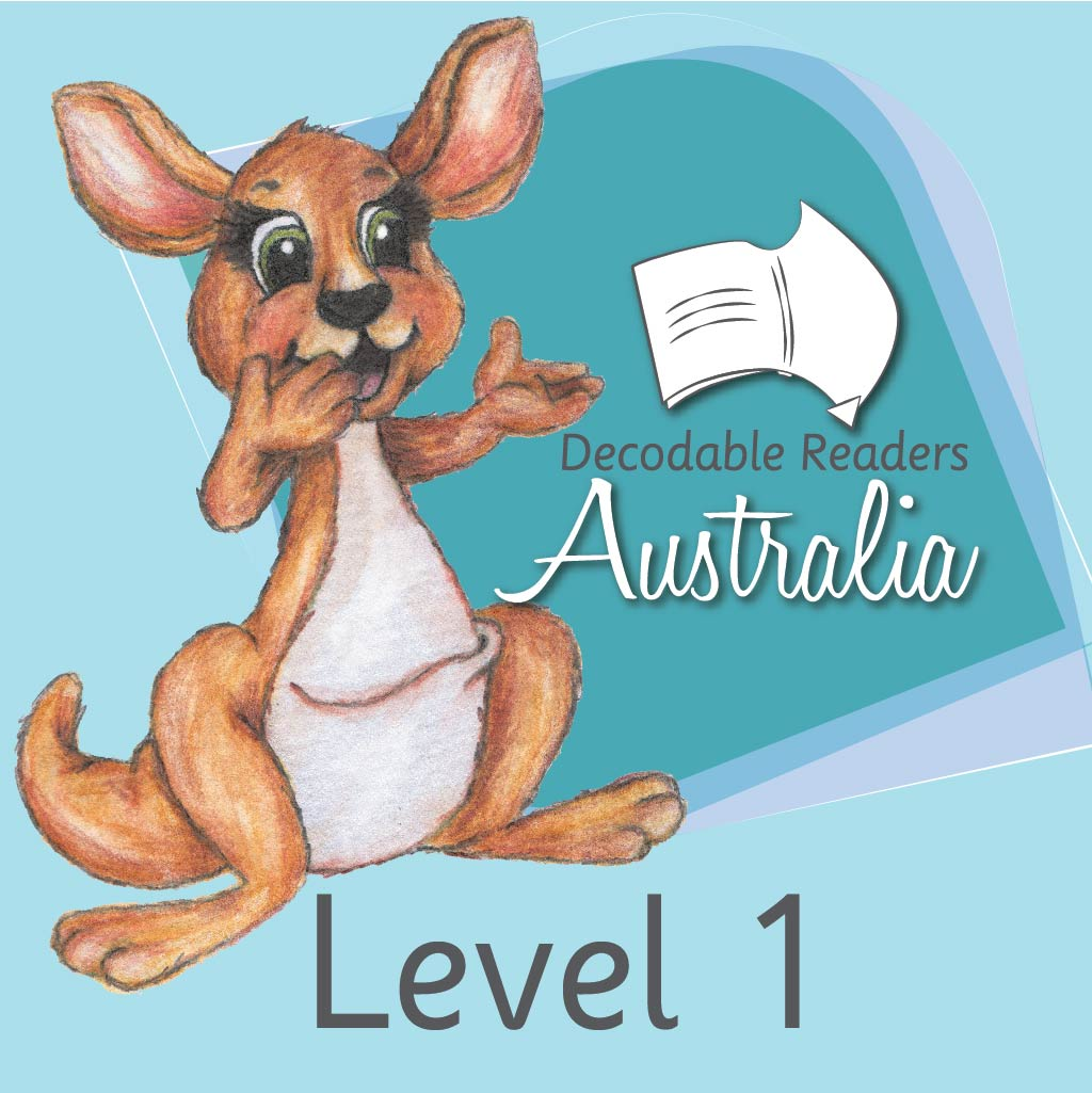 App Icon | Phonics Books Australia | Decodable Readers Australia