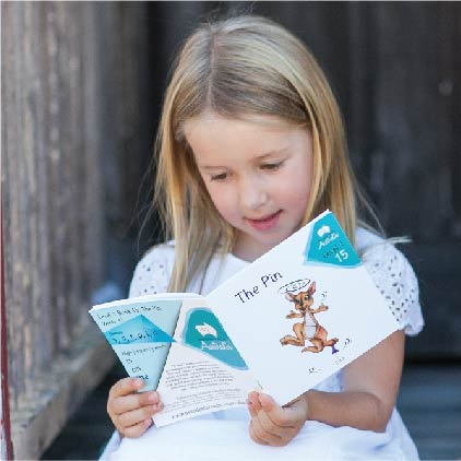 All Level 1 books contain two pre-reading and two post reading activities | Phonics Books Australia | Decodable Readers Australia