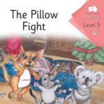 The Pillow Fight | Phonics Books Australia | Decodable Readers Australia