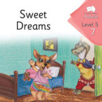 Sweet Dreams | Phonics Books Australia | Decodable Readers Australia
