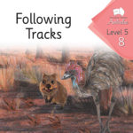 Following Tracks | Phonics Books Australia | Decodable Readers Australia