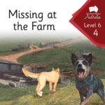Missing at the farm | Phonics Books Australia | Decodable Readers Australia