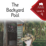 The Backyard Pool | Phonics Books Australia | Decodable Readers Australia
