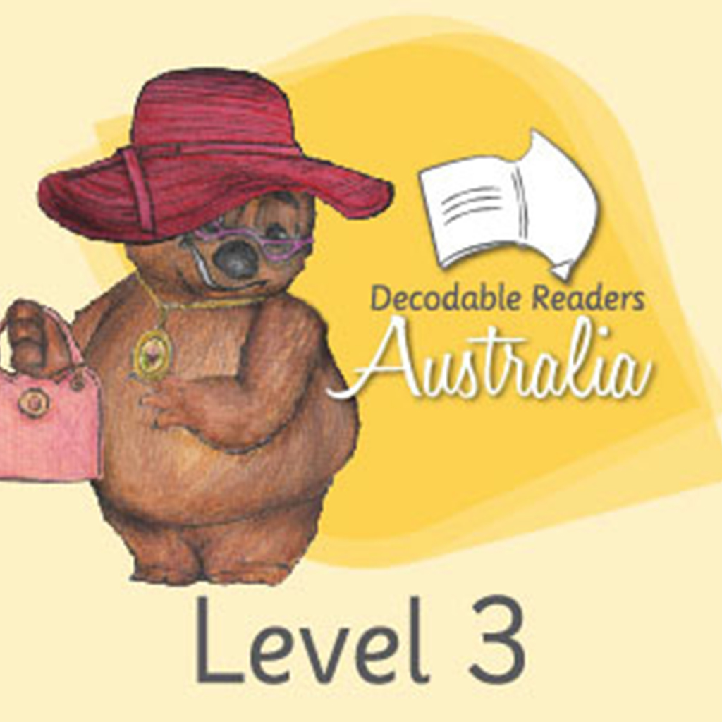 level 3 App | Phonics Books Australia | Decodable Readers Australia