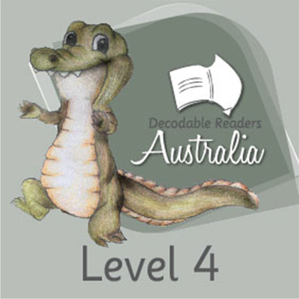 Level 4 | Phonics Books Australia | Decodable Readers Australia