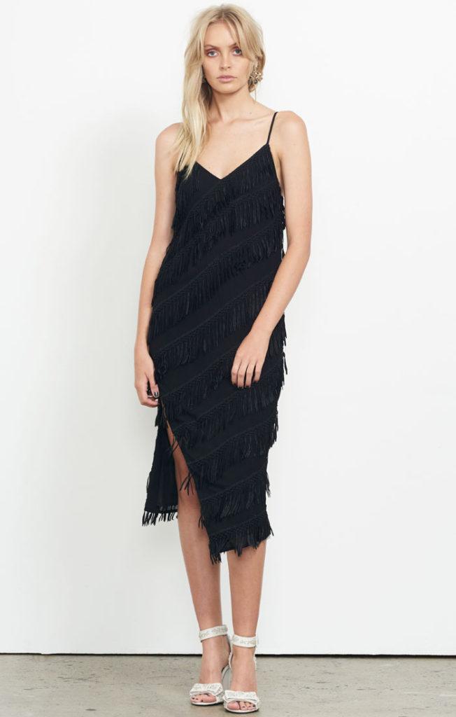 Isla Charm on Midi Dress