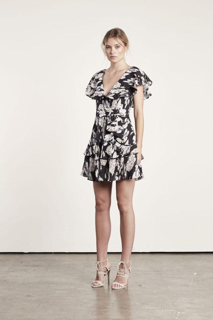 Elliatt Provence Dress