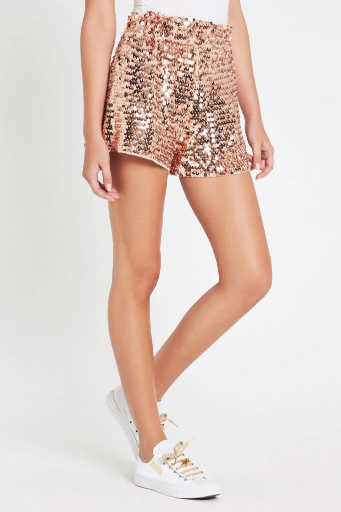 sass and bide Ticket to Ride Shorts