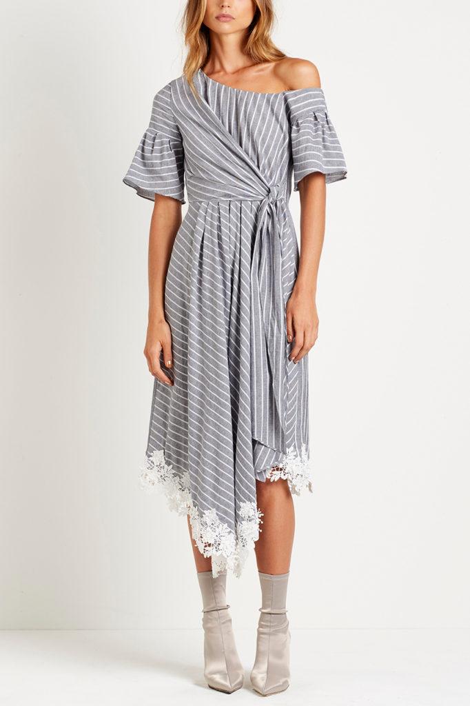 steele Mira Lace Dress
