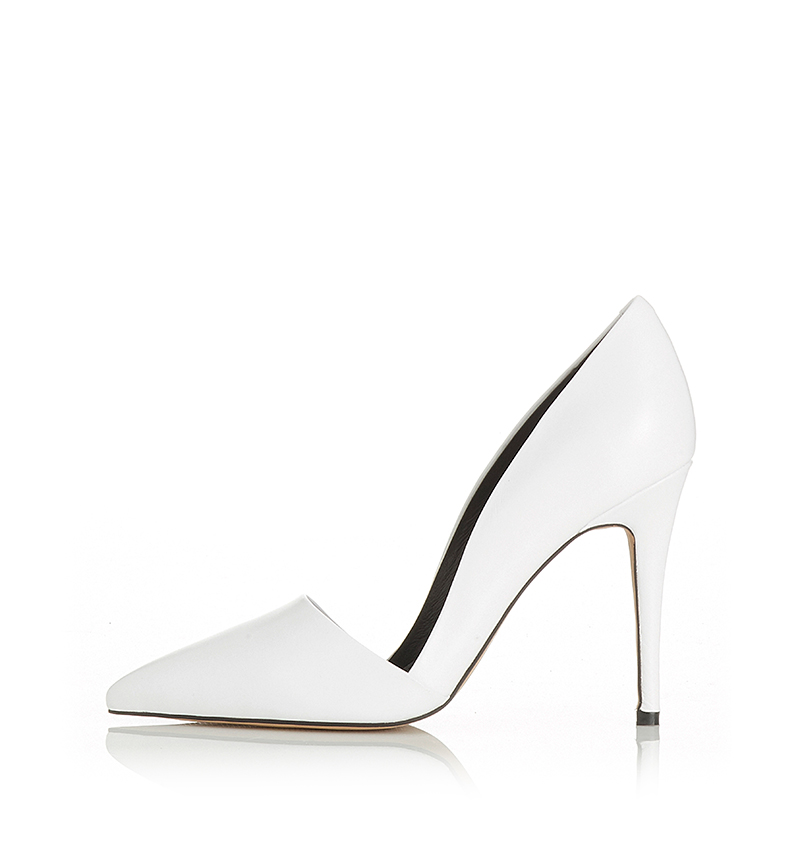 Alias Mae Talise Heel – White