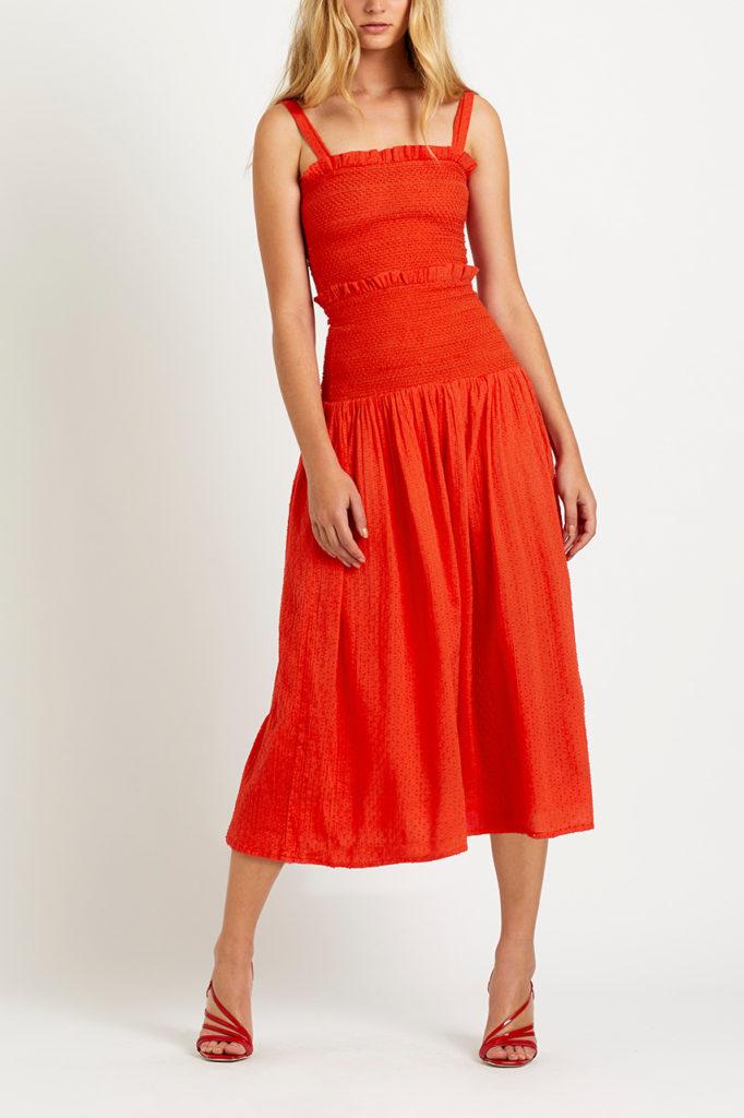 Steele Bisou Midi Dress