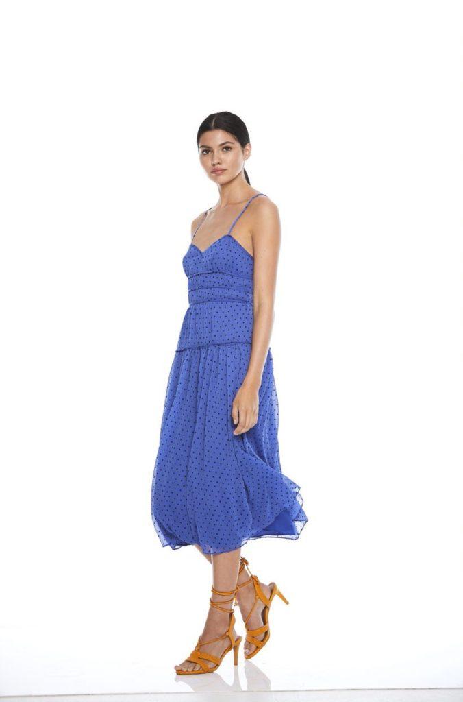 La Maison Talulah Sorrento Midi Dress
