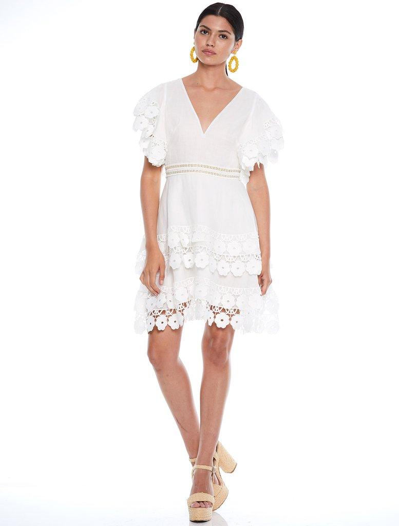 La Maison Talulah Magnolia Mini Dress