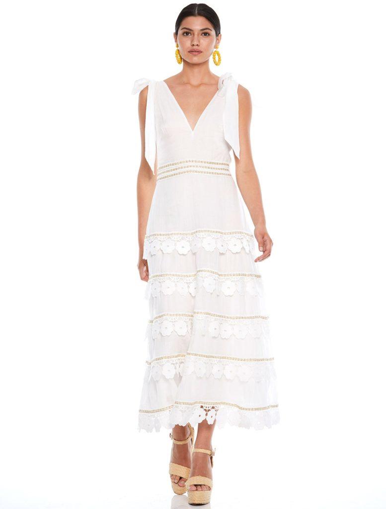 La Maison Talulah Magnolia Midi Dress