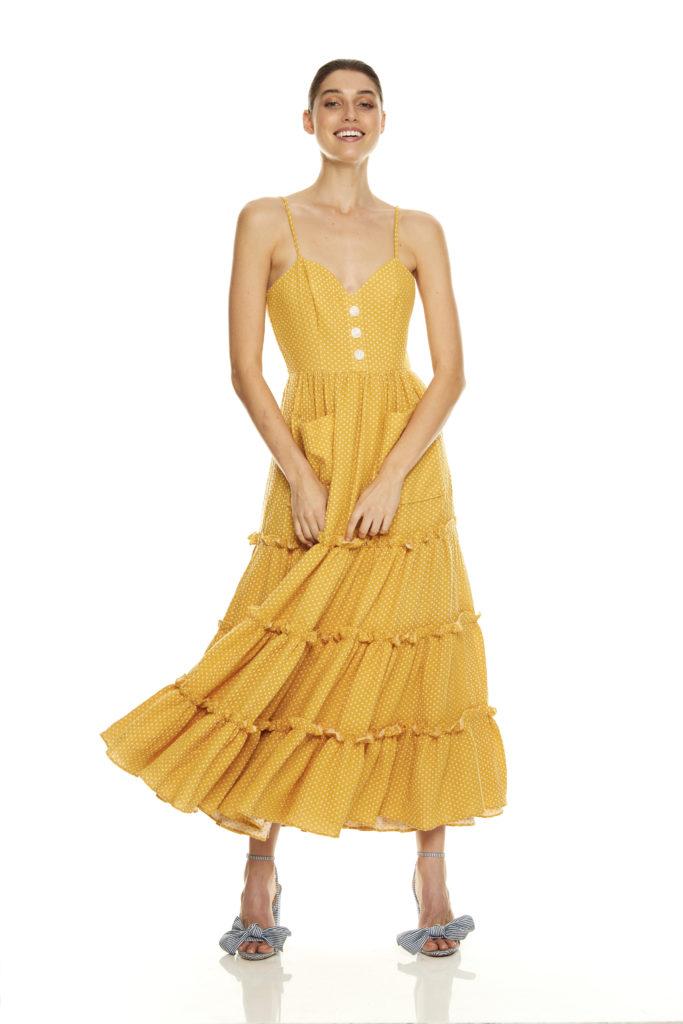 La Maison Talulah Desert Oasis Midi Dress