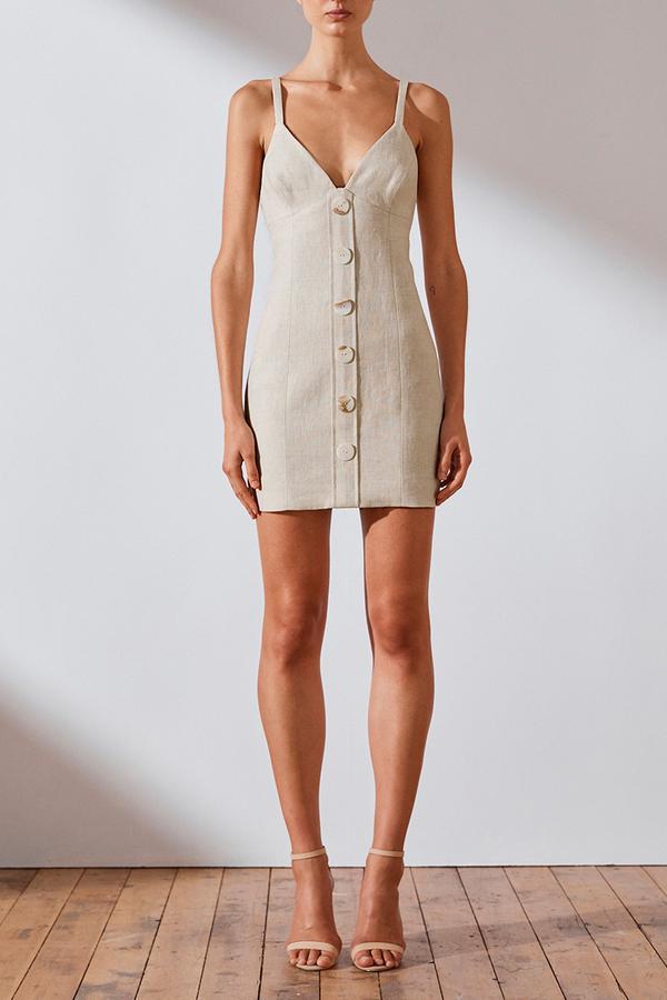 Shona Joy Savannah Mini Dress