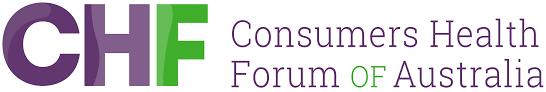 Consumer Health Forum