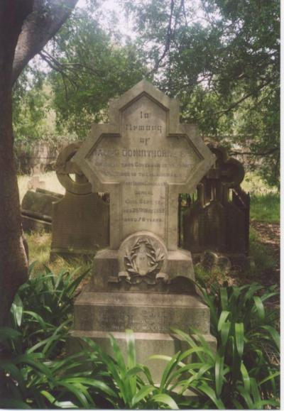 Eliza-Donnithorne-Headstone1