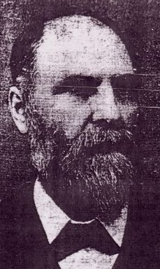 Photocopy of a 'photo of Mr. Fred Ferrier from the 'Illustrated Sydney News' 27 June 1889. Courtesy of the NSW Public Library