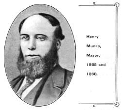 Henry Munro