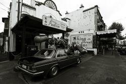 Cnr Whitehorse & King St (Joe Latty)