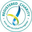 registred charity logo