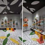 coloured moasic tiles