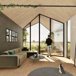 HIVE project interior