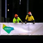 Lendlease workers