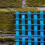 Metal Finish in Metallic Blue