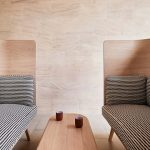 Couches from Dezeen and Benchmark