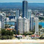 Gold Coast coastline