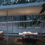 Garden Hotspot restaurant diningd area