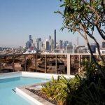Brisbane Rooftop pool