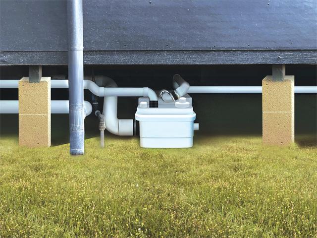 Saniflo Plumbing