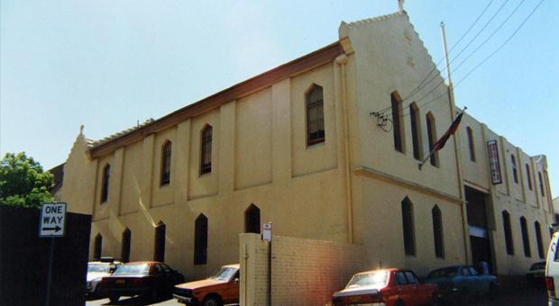 Aboriginal involvement with the church