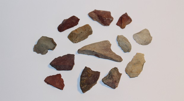 Stone artefacts from the KENS Site
