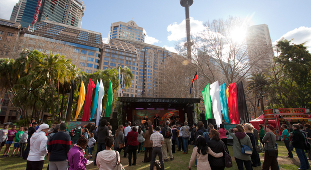 Significant Aboriginal events in Sydney
