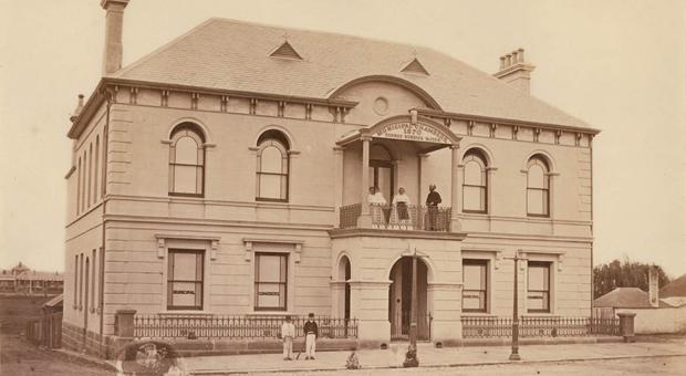 Redfern Town Hall