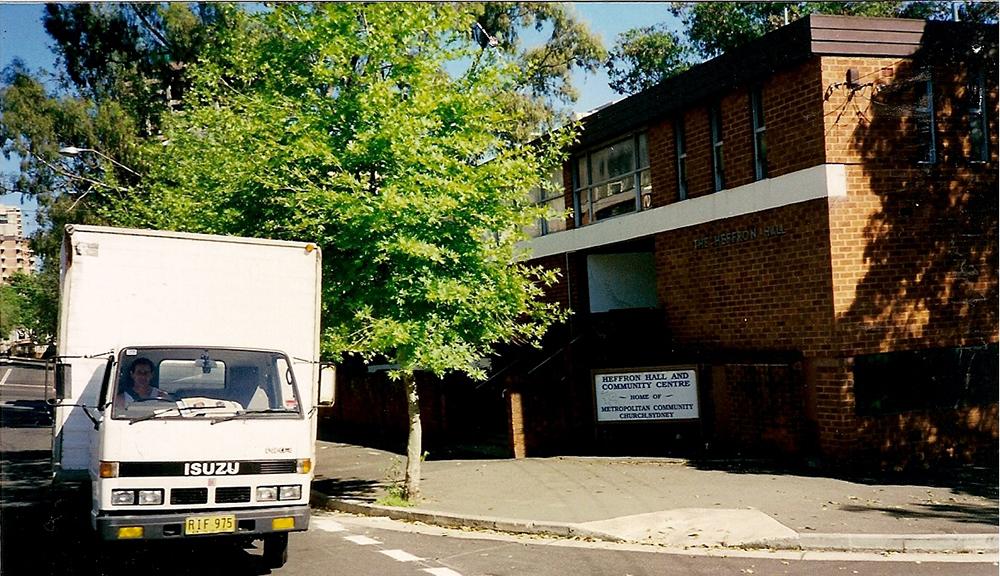 MCC Sydney Heffron Hall 1997