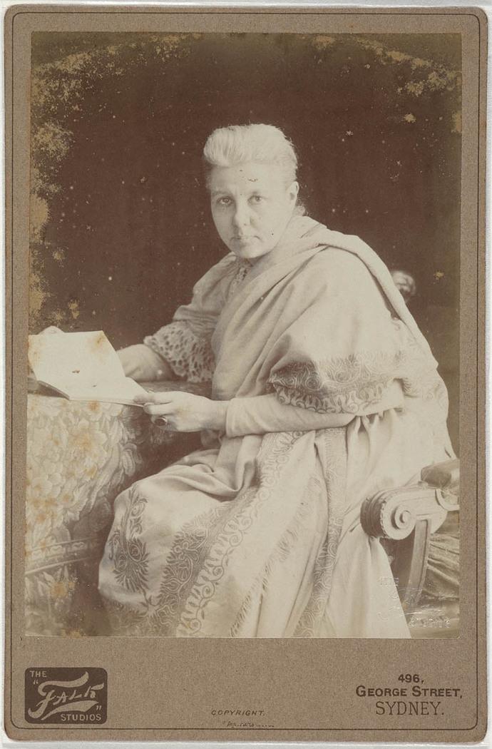 Annie Besant 1894