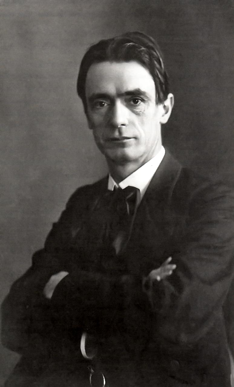 Rudolf Steiner c1905