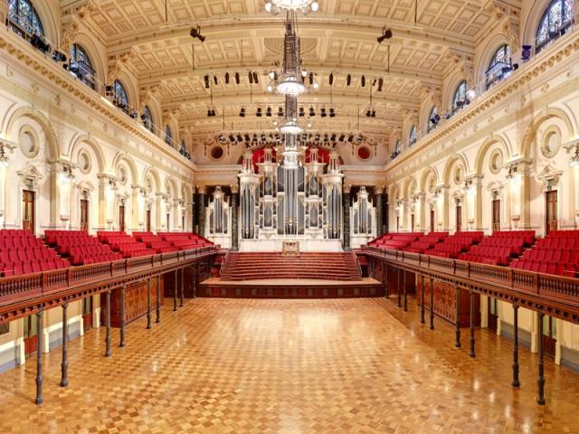 Centennial-Hall