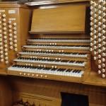 64-foot pedal stop organ