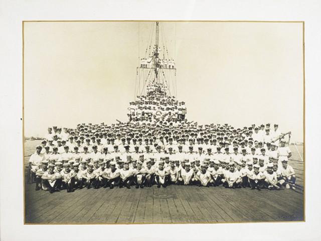 Ship's Company,HMAS Sydney